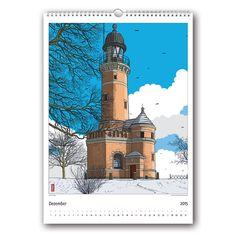 Leuchtturm Kiel-Holtenau | Nord-Ostsee-Kanal