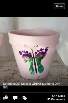 Cute for a DIY Mothers Day gift