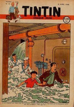 La mer s'engouffre avec violence dans l'île sous-marine. L'ingénieur Legrand, son fils Jo et les marins qui les accompagnent vont-il périr dans l'inondation ?...