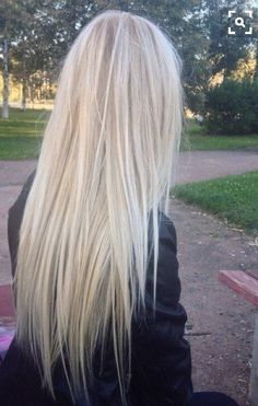 Dyeing my hair like this soon❤️