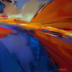 Michael McKee - Rush - Abstract Landscapes ...BTW,Please Check this out: http://artcaffeine.imobileappsys.com