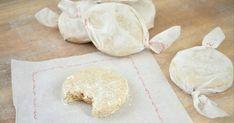 Ellouisa: Polvorones - Spaanse amandelkoekjes