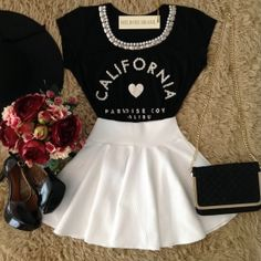 Cute little outfit