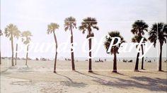 Palm trees on the beach Summer Breeze, Summer Vibes, Mullholland Drive, The Beach, Summer Beach, Sand Beach, Beach Bum, Ocean Beach, Miami Beach