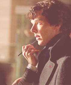 Sherlock behind the scenes. Lovely picture. I WANT THAT JOB!