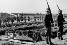 Soldier´s funeral in Crete, pin by Paolo Marzioli Luftwaffe, Battle Of Crete, Victory In Europe Day, Invasion Of Poland, Maori People, German Uniforms, Eastern Europe, Military History, World War Ii