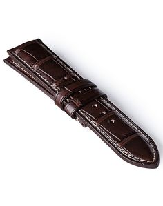 Bremont Alligator Strap Brown 22mm Regular #add-content #brand-watch-straps #classic #delivery-timescale-1-2-weeks #material-alligator #official-stockist-for-bremont #packaging-bremont #subcat-bremont-straps-22mm #supplier-model-no-br-164-2241
