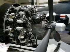 Pratt & Whitney R2800 Radial Engine.....Number of Cylinders: 18 Double Row Air Cooled Radial Displacement: 2,800 ci Bore: 5.8 inches Stroke: 6 inches Compression Ratio: 6.8:1 Aspiraton: Single Stage Supercharger Weight: 2,300lbs Length: inches Diameter: 52 inches Output: 2,000hp at 2,400rpm First Flight: 1939 Airframes used on: F4U Corsair, F-6F Hellcat, P-47 Thunderbolt, DC-8, C-6