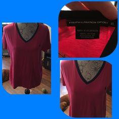 polo sport shorts pink ralph lauren top