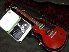 Gibson Custom ShopInspired by Series John Lennon Les Paul Junior 2007