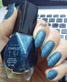 Avon Stardust - Teal Glitter