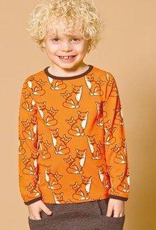Smafolk l/s tee - Fox & Cub Retro Baby Clothes - Baby Boy clothes - Danish Baby Clothes - Smafolk - Toddler clothing - Baby Clothing - Baby clothes Online