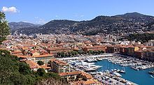 Nice, France.  I want to explore the city!