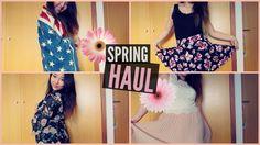 SPRING TRY-ON HAUL 2015 FOREVER 21 + PRIMARK | Karina Yumi Try On, Primark, 21st, Forever 21, Spring, Beauty, Beleza