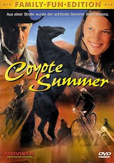 coyote summer movie | Coyote Summer - (1996) - DVD - Cover