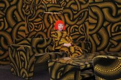 Experience Yayoi. The Whitney Museum of American Art will present the exhibit Yayoi Kusama, about the avante-garde, extremely original artist of the same name's development over six decades
