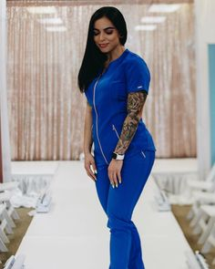 Being a nurse you're constantly taking care of other people's family members, I try to always remember no matter how stressed or difficult… Hello Nurse, Nurse Love, Sexy Nurse, Stylish Scrubs, Beautiful Nurse, Cute Scrubs, African Traditional Dresses, Nursing Clothes, Medical Scrubs