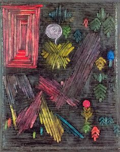 paul klee artists and the o 39 jays on pinterest. Black Bedroom Furniture Sets. Home Design Ideas
