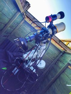 Gareth Harding Telescope Setup