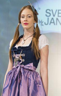 Svenja Jander und viele mehr auf der Tracht & Country via dirndlmag.de