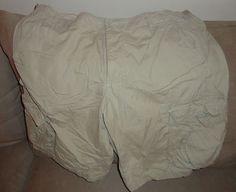 Mens Gap Khaki color Cargo Shorts size 40 clothing. Find me at www.dandeepop.com