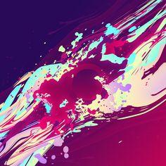 Wispy Flow on Behance