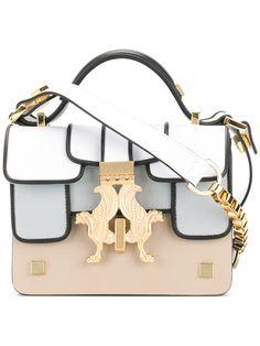 822cc51545d4 Giancarlo Petriglia Block Colour Shoulder Bag - Farfetch