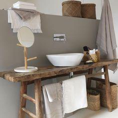 Diy Bathroom Decor, Bathroom Interior Design, Small Bathroom, Interior Decorating, Bedroom Decor, Bath Sheets, Bathroom Inspiration, Cheap Home Decor, Home Decor Accessories