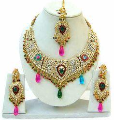 Diamond Bridal Jewelry Set NP-248
