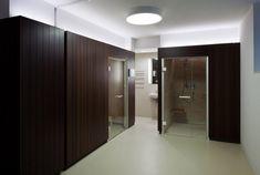 pedit & partner architekten Partner, Bathroom Lighting, Divider, Mirror, Interior, Furniture, Home Decor, Architects, Projects