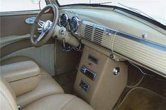 1947 CHEVROLET 3100 CUSTOM PICKUP - Interior - 117355