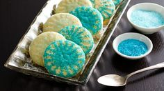 Double the sugar, double the deliciousness. These chewy cookies are not to be missed!