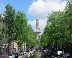 Amsterdam, Claude Monet ©Etpourtantelletourne.fr 2015