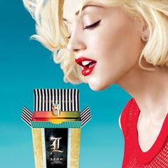 #GwenStefani Parfums:  - Harajuku Lovers - Baby (D)  - Harajuku Lovers - Live (D)  - Harajuku Lovers - Music (D)  - L - Lamb (D)