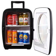 Mini USB frigorifero frigo Per casa auto barca freddo viaggio congelatore