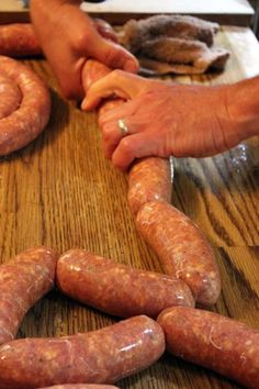 Homestead Sausage Making Más