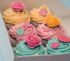 Image result for vintage cupcakes