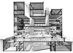 Rudolph | Art & Architecture Building | 1963