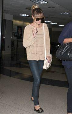 Lauren Conrad Photos: Lauren Conrad Arrives in LA
