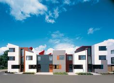 Houses at Oxley Woods - a sustainable housing project near Milton Keynes in England | Richard Rogers