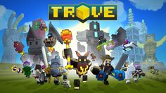 Trove is another voxel based worlds game. Even though it's similar to Cube World & Minecraft, you'll find a similar MMORPG genre, that's fully customizable Star Citizen, Xbox One, Earth Defense Force 5, Motorbike Game, Space Solar System, Minecraft, Kingdom Hearts 3, Playstation Games, Strategy Games