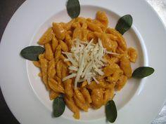 Gnocchi di zucca, piatto tipico della tradizione bellunese | Ristorante Al Borgo Belluno
