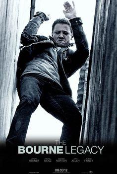Bourne Legacy Movie 2012 HD Poster Wallpaper Net