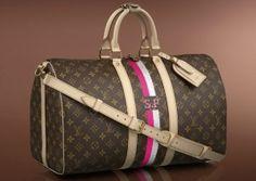 Louis Vuitton Mon Monogram Keepall 45 Bag  #LouisVuitton