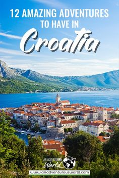 Ready to have some amazing adventures in Croatia? Discover my top activities, from abseiling down Dubrovnik city walls to diving the Kornati Islands! Croatia is an amazing place for adventure activities, attractions and tours, especially in summer, so see where I recommend you go for your vacation! #Croatia #CroatiaTours #CroatiaAdventures #AdventuresInCroatia