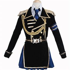 Vicwin-one K Project K Return Of Kings Awashima Seri Uniform Cosplay Costume Outfits * Check out the image by visiting the link.