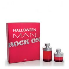 Set Halloween Man Rock On