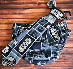 Star Wars Diaper Cover Set...Cake Smash 1st by LilStudMuffins