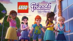 Netflix Netflix Kids, Watch Netflix, Netflix Movies, Movie Tv, Tv Shows Online, Lego Friends, Smart Tv, Movies And Tv Shows