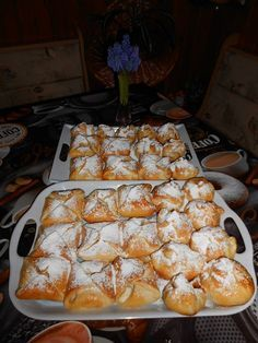 Cake Cookies, Cake Recipes, French Toast, Mint, Sweets, Baking, Breakfast, Food, Basket